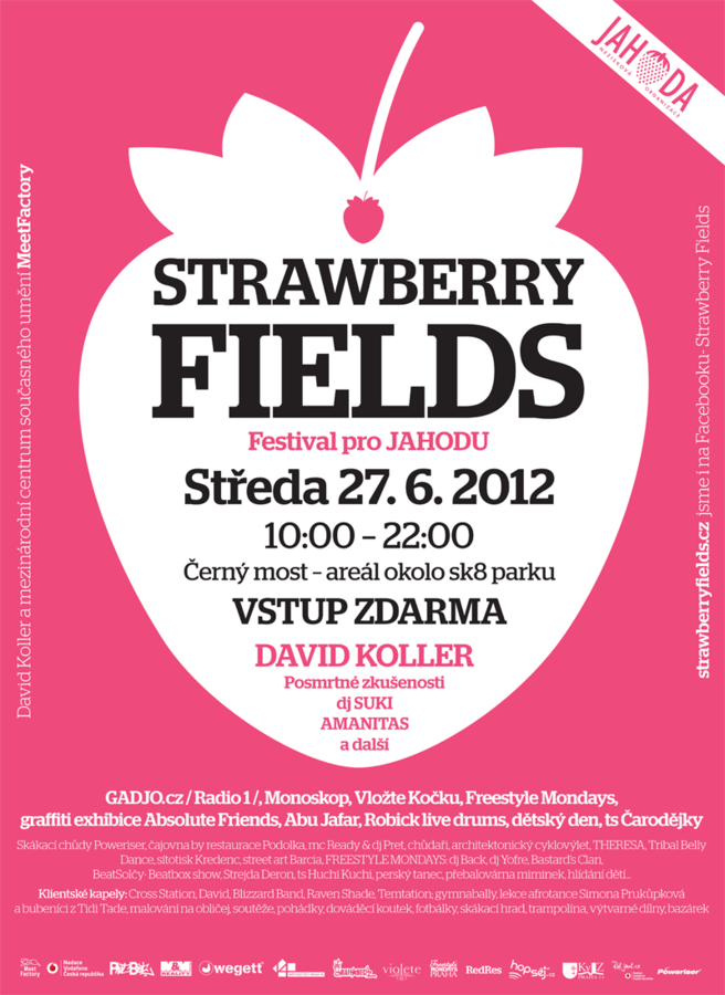 Festival Strawberry Fields